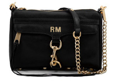 Holiday Gifts: Monogrammed Handbag