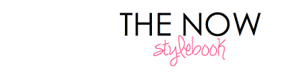 Guest Post: The Now Stylebook