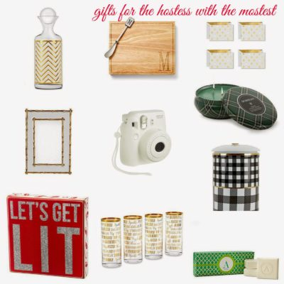 gift guide :: hostess with the mostest