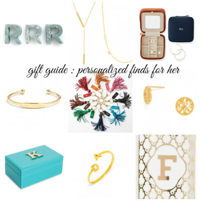 :: gift guide : for her ::