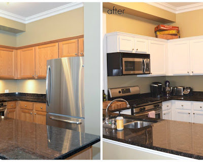 :: kitchen cabinet DIY ::