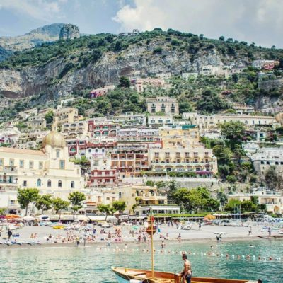 :: Italy Travel Diaries : Positano Part One ::