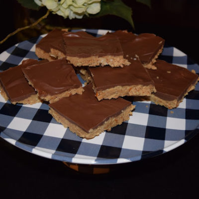 :: crack of the week : no bake bars ::