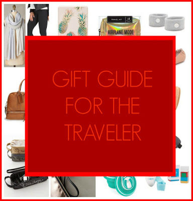 :: gift guide : for the traveler ::