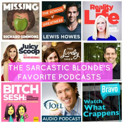 :: My Favorite Podcasts ::