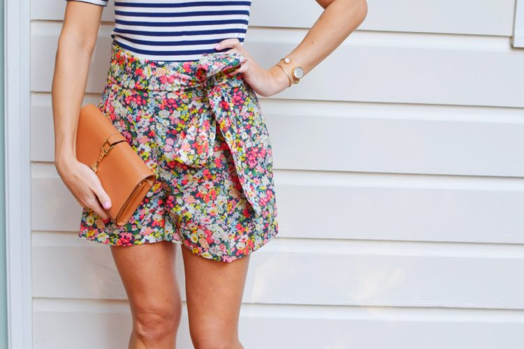 :: Mixed Prints OOTD + Friday Link Love ::