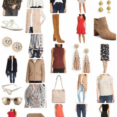:: Friday Finds : Nordstrom Sale ::