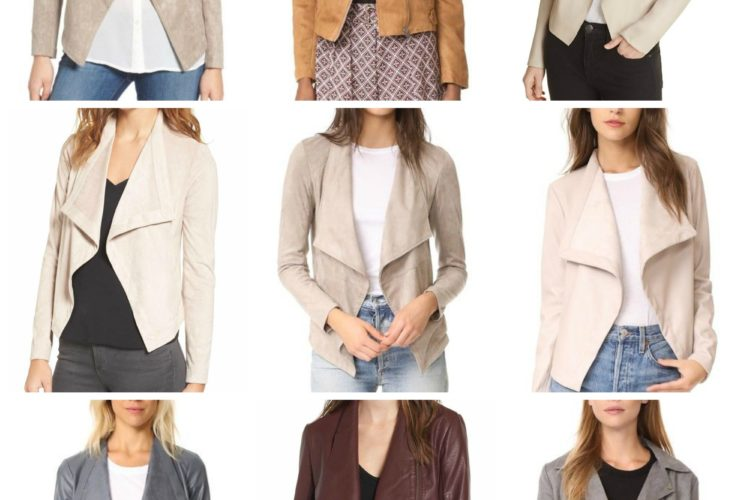 :: Wish List Wednesday : Booties + Jackets ::