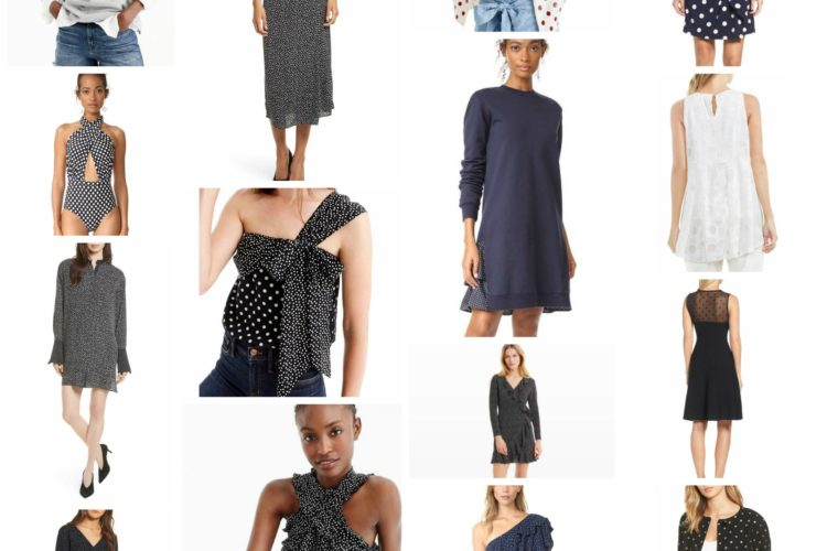 :: Favorite Fall Trends : Polka Dots ::