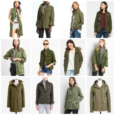 :: Favorite Outerwear + Friday Randoms + Link Love ::