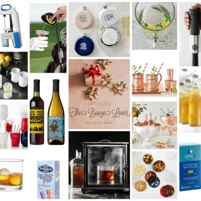:: GIFT GUIDE : THE BOOZE LOVER ::