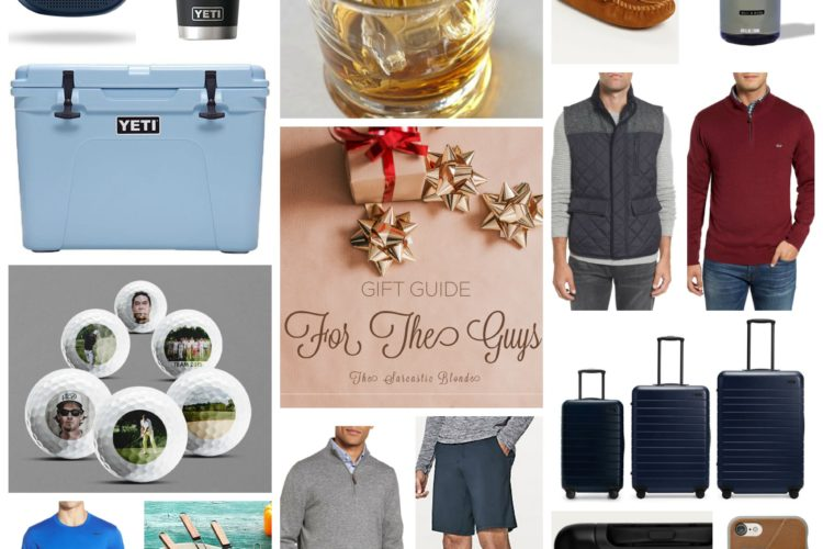 :: Gift Guide : For the Guys ::