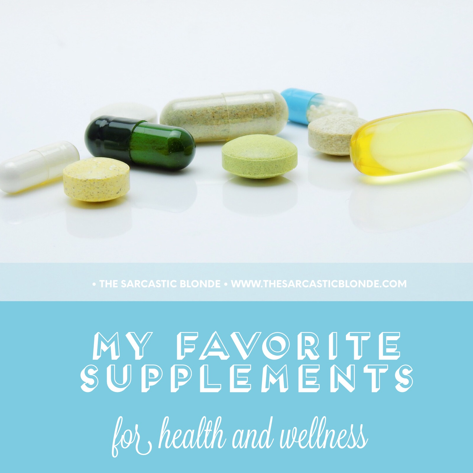 34f02ab4839 For this week's wellness post, I wanted to share some of the supplements  that I take that I love. as always, remember that I know absolutely nothing  about ...